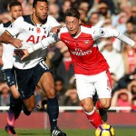 Arsenal held by Spurs