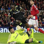 Moses satisfied with three points