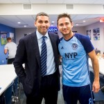 Lampard set to leave NYCFC
