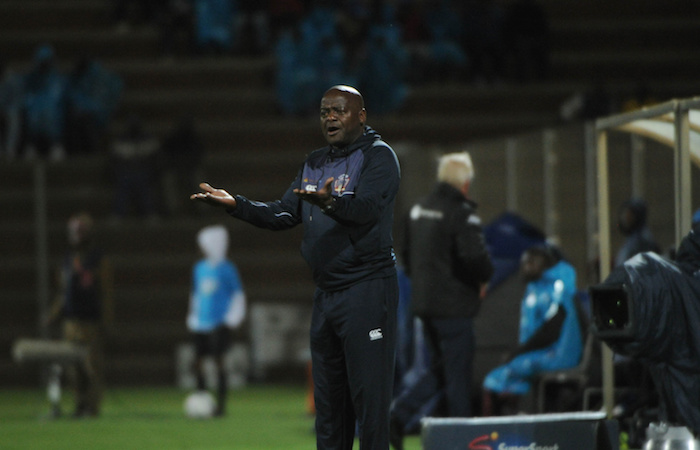 Malesela apologised to referee Kulasande Qongqo