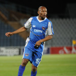Mashego enjoying his football at Chippa