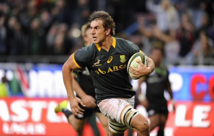 Bok duo say no to club rugby and yes to rest