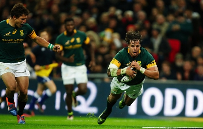 Changes aplenty for Bok team to face England