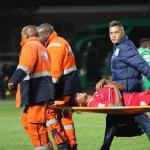 Masehe sidelined for the rest of 2016