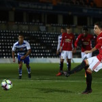 United prospect nets two goals in 36 seconds