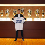 CR7 pledges his loyalty to Real Madrid