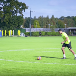Loftus-Cheek, Chalobah take on 'Can I kick it' challenge