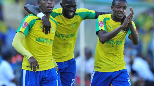 Sundowns defending the Nedbank Cup