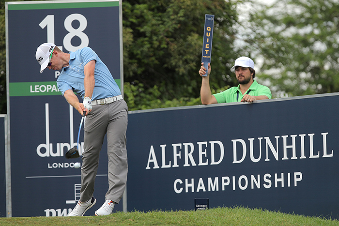 Stone hits the front at Leopard Creek