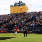 Stenson named European Tour Golfer of the Year