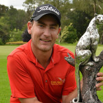 Prinsloo pockets first prize at Wingate