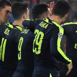Arsenal thrashed Basel to go top