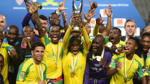 Sundowns win Caf Champions League