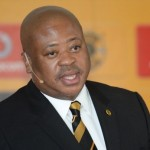 Bobby Motaung, Kaizer Chiefs football manager.