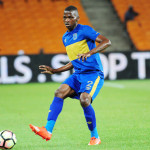 Cape Town City right back Thamsanqa Mkhize