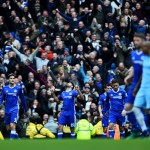 Chelsea too hot for City