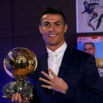 Ronaldo claims fourth Ballon d'Or