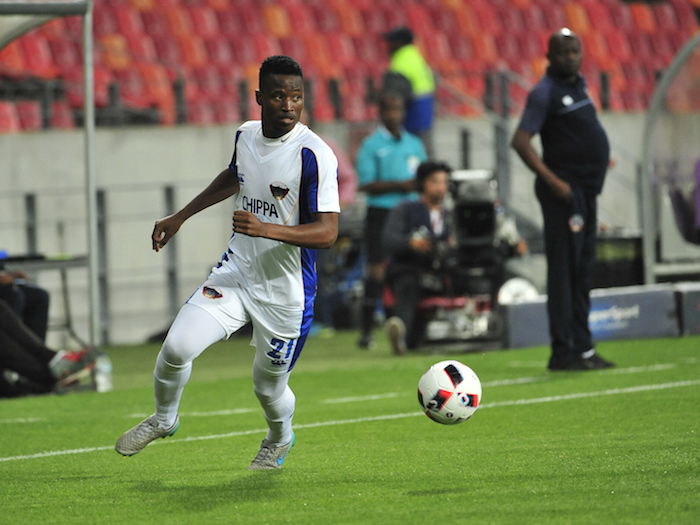 Sangweni completes move to Maritzburg