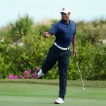 Tiger pounces at the Hero World Challenge