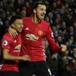 Ibra inspires United to victory