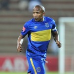Cape Town City captain Lebogang Manyama