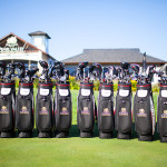 Golfers equipped for a first-class experience at Pearl Valley