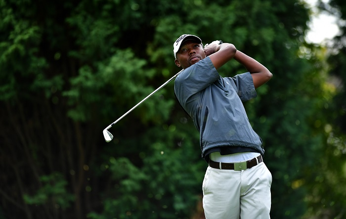 Bujela leads the pack at QSchool