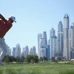 Porteous enjoying Dubai return