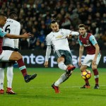 Mata, Ibra fire Man Utd past West Ham