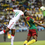 Cameroon, Burkina Faso share spoils in Afcon