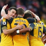 Welbeck, Walcott fire Arsenal past Southampton