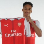 Arsenal sign youngster Cohen Bramall