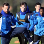 Chilwell: We're going there to do a job