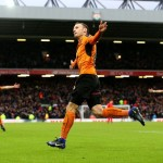 Liverpool stunned by Wolves
