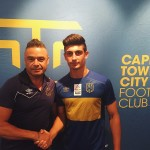 CT City swop in for youngster Raphael Georgiades