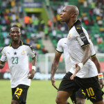 Ghana edge Uganda, Egypt held by Mali