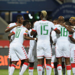 Burkina Faso progress, Cameroon held