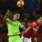 Lovren: We deserved more than a point