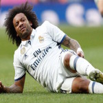 Modric, Marcelo sidelined through injury