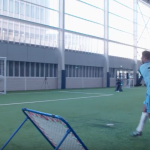 Sterling, Caballero face epic volley challenge