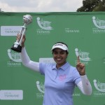 Matharu breaks through at Ladies Tshwane Open