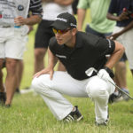 Burmester changes bag man for PGA Champs