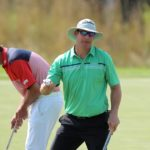 Hicks sinks huge birdie for PGA Champs lead