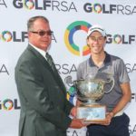 Frenchman Edgar Catherine wins SA Stroke Play