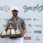 Van Rooyen clinches playoff win at PGA Championship