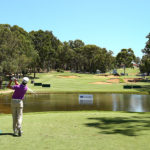 Rumford co-leads, Oosthuizen lurks at Lake Karrinyup