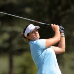 Garcia and Park lead the ladies in George