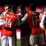 Arsenal end Sutton's FA Cup fairytale