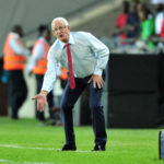 Former Orlando Pirates coach Gordon Igesund.