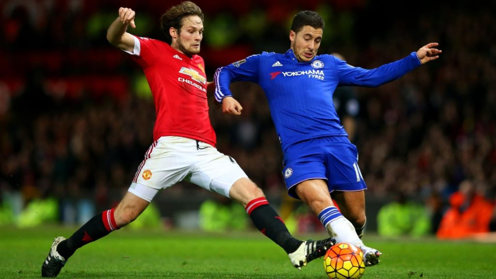 United to face Chelsea in FA Cup quarter-finals